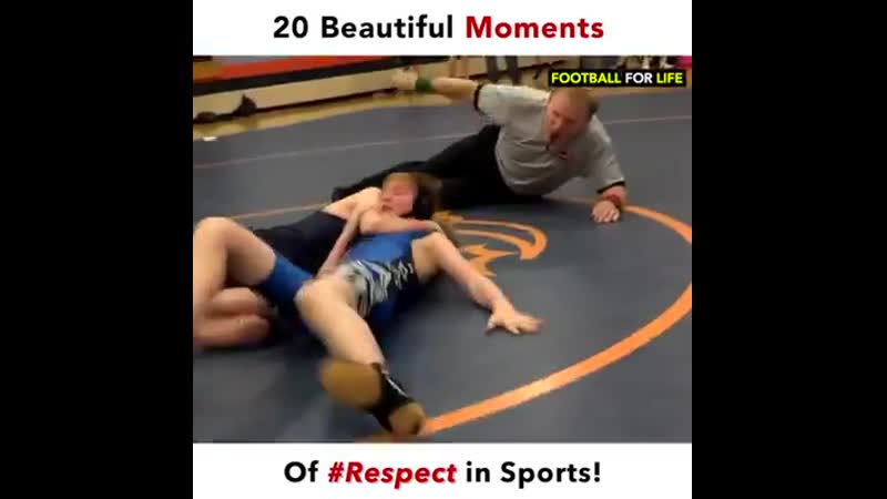 20 Beautiful Moments of Respect in Sports!
