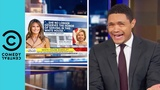 Melania Has Caught The Firing Bug The Daily Show With Trevor Noah