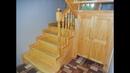 Изготовление лестницы в дом сборка обзор ступенька 48