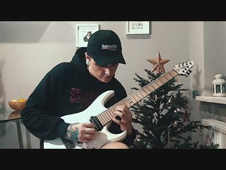 Dmitry from shokran's part in the shredcollab w/jason richardson, andy james, lee mckinney, angel vivaldi and many more..