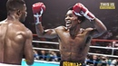 The Crazy Speed of Sugar Ray Leonard