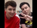 Phil's younow ft. dan (october 21st 2018)