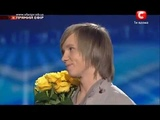 Х-ФАКТОР 3 - Владислав КУРАСОВ 9=22.12.12 позор!