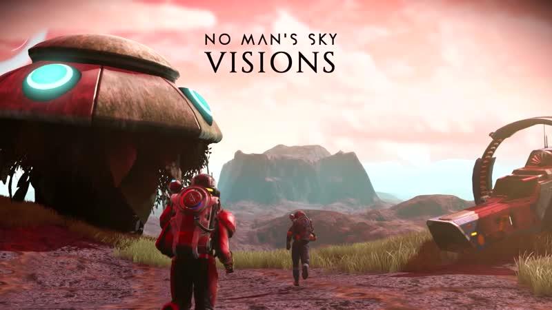 No Mans Sky Visions DLC