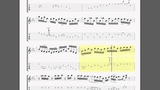 Guthrie Govan Larry Carlton Style Track. (Slow Motion. BPM99) guitar tab.