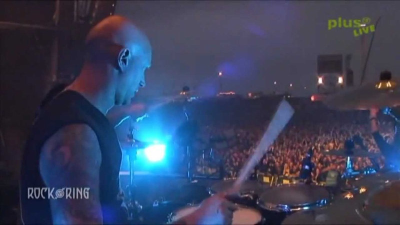 Machine Head - Beautiful Mourning (Live) - Rock Am Ring 2012