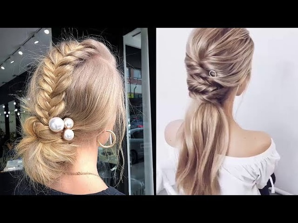 Trendy Hairstyles for Girls - Trendy Instagram Hairstyle Tutorials Compilation