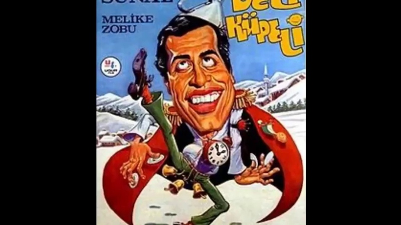 Deli Deli Küpeli Film Müziği   Cahit Berkay - Buzlar Çözülmeden (1986)