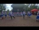 ЗИМУШКА исп Ансамбль народного танца Росинка Молодежный фестиваль Дух времени