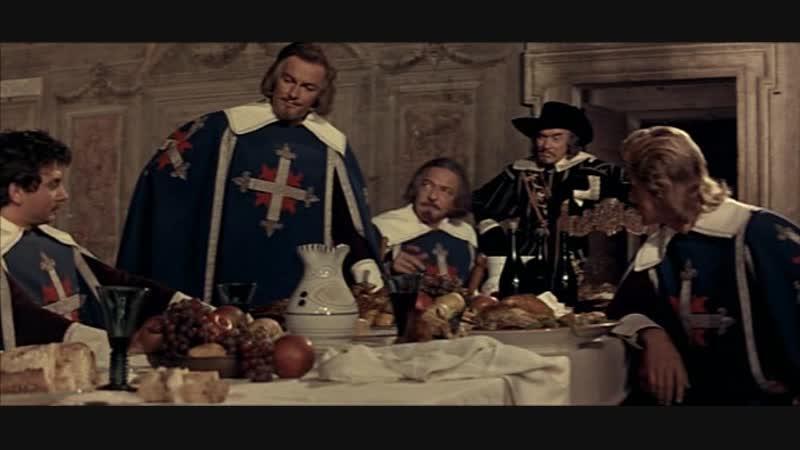 Зорро и три мушкетера Zorro e i tre moschettieri 1963