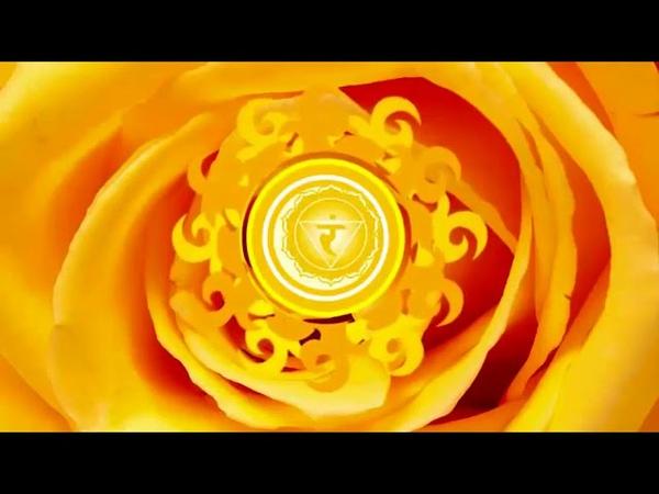 Сольфеджио 528 Гц 3 я чакра. Трансформация и чудеса. Исцеление ДНК