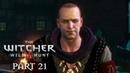 The Witcher 3 Wild Hunt Walkthrough Gameplay Part 21 - A Poet Under Pressure (PS4)