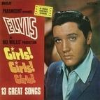 Elvis Presley альбом Girls! Girls! Girls! (Original Soundtrack)