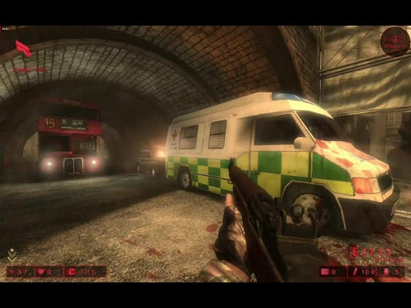 M1 Garand in Killing Floor