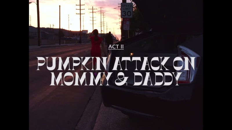 Xiu xiu pumpkin attack on mommy and daddy official music video