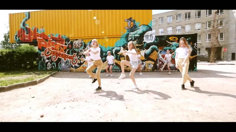 Июнь Интенсив 2019 | группа Киндеры | Высшая школа уличного танца Effort