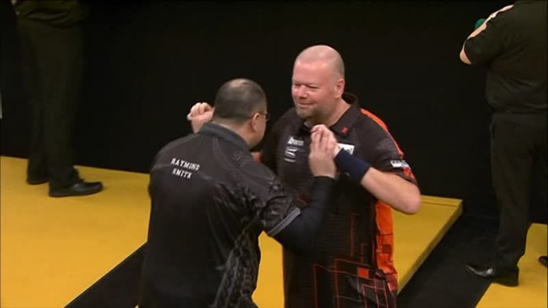 2018 World Series of Darts Finals Round 2 van Barneveld vs R.Smith