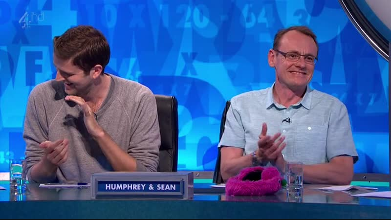 8 out of 10 Cats does Countdown S02E03 (09.08.2013)