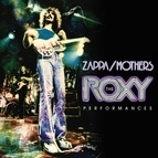 Frank Zappa альбом The Roxy Performances