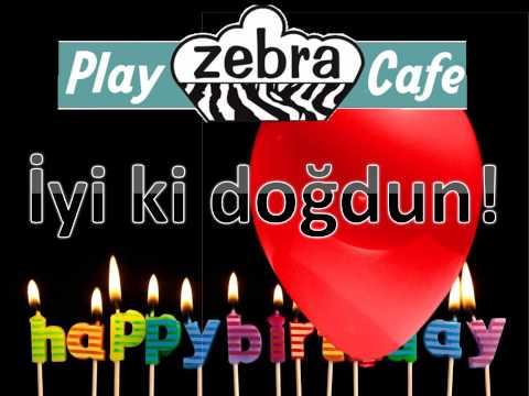 Happy birthday music Turkish | Doğum günü müziği | İyi ki doğdun | Mutlu yıllar
