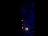 Концерт Джан Халиба. Начало