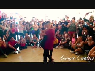 Luis y Andrea - You Are The Reason - BCN Sensual Bachatea 2018