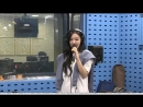 "180920 Hyomin - MANGO - SBS Power FM ""Choi Yung Hwa's power time"""