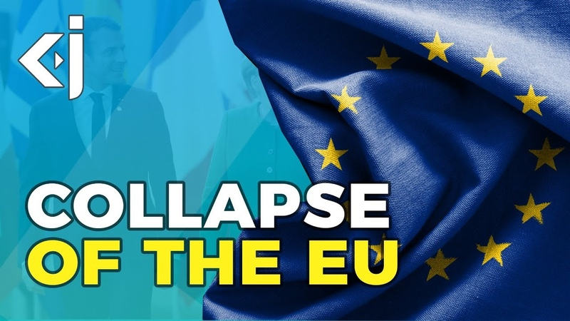 Will the EU collapse and lead to CIVIL WAR? - KJ Vids - YouTube