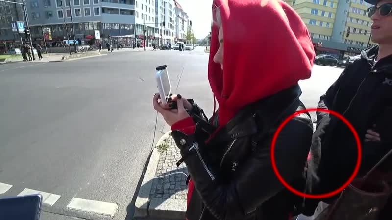 Berlin _⁄ Day 3 - Кыцу чуть не обворовали (1)