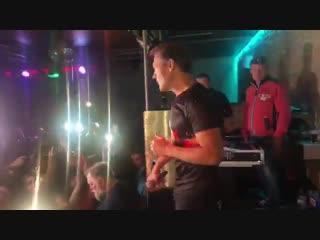 Юрий Шатунов в клубе London-Белые розы (фрагмент) 27.10.18