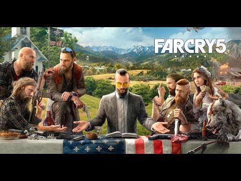Прохождение Far Cry 5. Часть 2 Завоевываем территории Веры Сид.