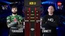 ACB JJ 14 Зубайра Тухугов vs Джош Эммет Zubaira Tukhugov vs Josh Emmett
