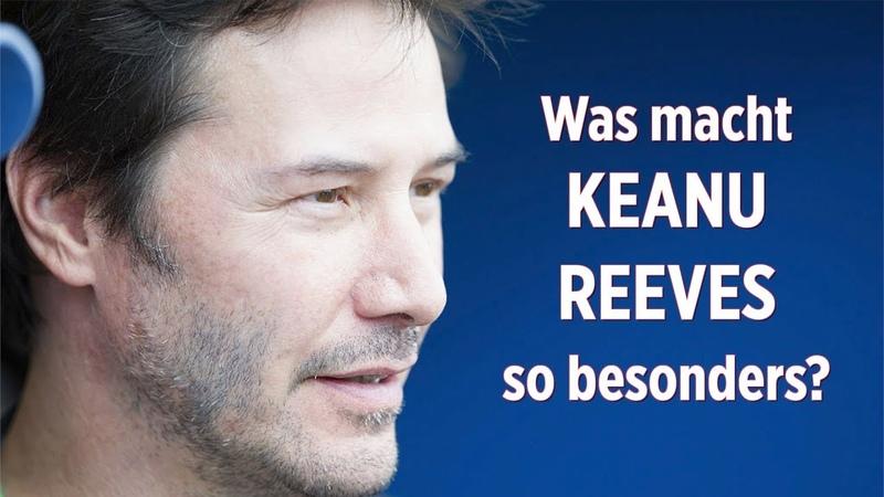 Keanu Reeves: Geld macht nicht glücklich. Wichtig ist, dass man die richtigen Dinge tut