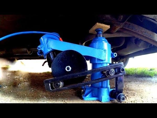 Electric 12V Hydraulic Car Jack
