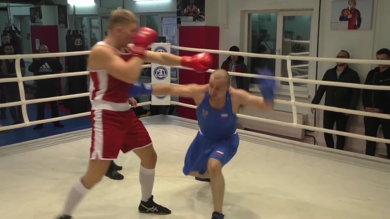 В боксе все может решить один пропущенный удар