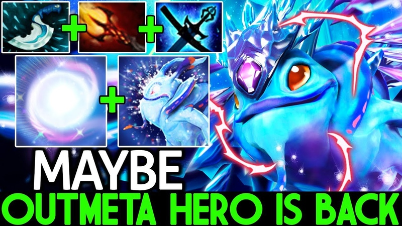 Maybe [Puck] Outmeta Hero is Back Instant Kill Combo 7.20 Dota 2