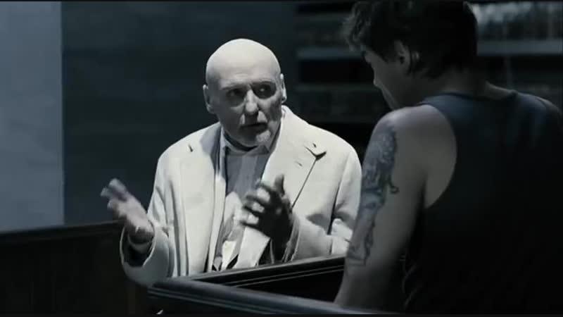 Диалог со смертью = отрывок из фильма Вима Вендерса Съемки в Палермо