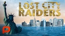 Lost City Raiders (Free Full Movie) Action Sci-Fi | Global warming floods