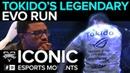 ICONIC Esports Moments: Tokido's Legendary Run at EVO 2017 (FGC)