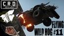 Crossout: [ Tusk Harvester ] FLYING WILD HOG 11 [ver. 0.9.95]