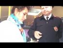 Видео задержания Ольги Картавцевой и Анастасии Васильевой