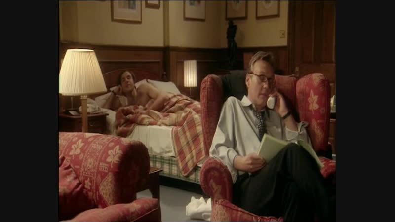Little Britain Sebastian in bed Prime Minister