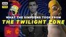 What The Simpsons Took From The Twilight Zone NowThis Nerd