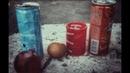 Разбиваем об стену Pepsi Mirinda Лизуна яйцо мячик антистресс эксперименты с пепси