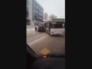Ленина ДТП 16.01.19 Киров