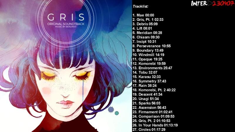 Gris - Original Soundtrack
