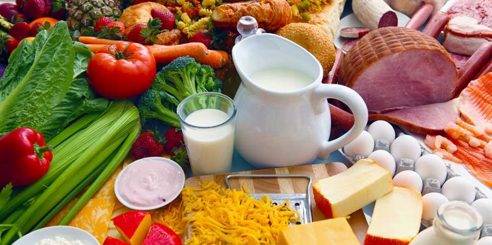 Ешьте постную протеиновую пищу для улучшения здоровья