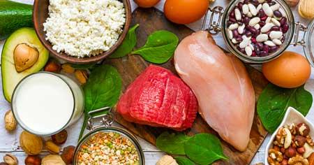 потребление в пищу нежирного мяса - отличный способ увеличить ваш белковый рацион.