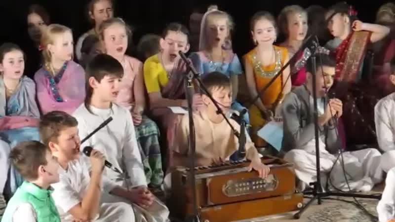Children Kirtan