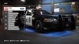 Need for Speed Payback  Брошенная машина Ford Crown Victoria 29.01.2019